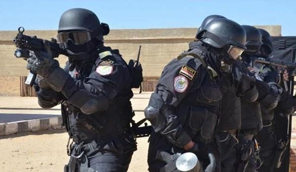 16 قتيلا وجرحى من أفراد الشرطة المصرية خلال ملاحقة مسلحين في الجيزة