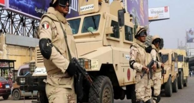 58 ضابطا ومجنداً حصيلة شهداء الجيش المصري بالجيزة