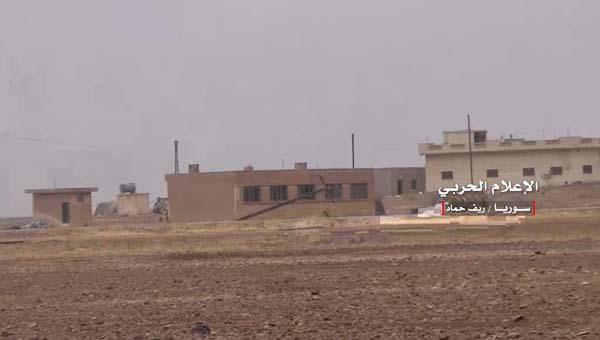 بالصور.. هكذا تقهقرت 'جبهة النصرة' في ريف حماه الشمالي الشرقي وتكبدت عشرات القتلى
