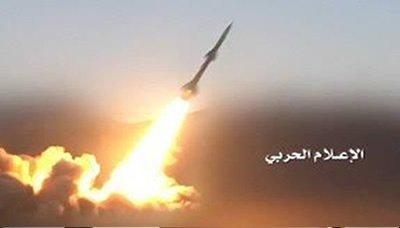 اطلاق صاروخباليستيمن نوع قاهر 2M على مركز قيادة للجيش السعودي بجيزان