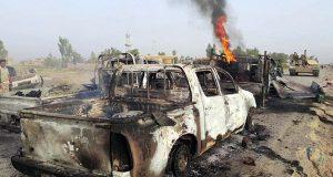 القوات العراقية تعلن تدمير معسكر لداعش وقتل عشرات الإرهابيين بصحراء الرطبة