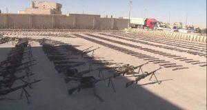الجيش السوري يضبط أسلحة إسرائيلية في أوكار داعش بالميادين
