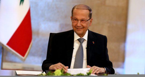 الرئيس عون: الانتخابات في موعدها.. الحل في الشرق الاوسط يؤدي الى حل لمسألة سلاح حزب الله