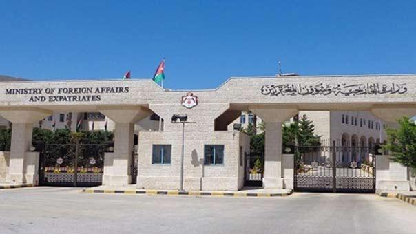 انفجار أمام الملحقية العسكرية الأردنية في باريس