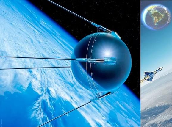 مشروع روسي إلكتروني يحاكي رحلة أول قمر اصطناعي في العالم