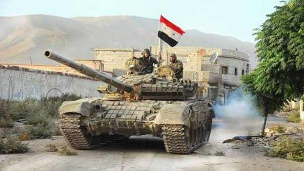 الجيش السوري يحكم سيطرته على حي الصناعة في مدينة دير الزور