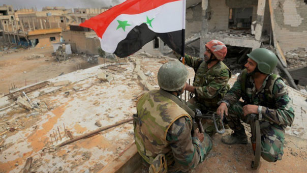 """انتصارات للجيش السوري و""""المعارضة"""" غائبة عن الواقع"""