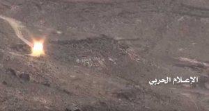 قتلى وجرحى من الجيش السعودي في جيزان والعدوان يرد بقصف الجامع الكبير في تعز
