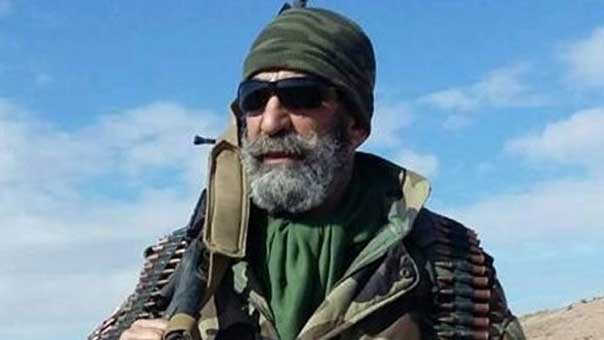 أسد الحرس الجمهوري السوري شهيداً في ساحات القتال ضد الإرهاب