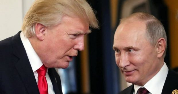 ترامب وبوتين: لا حل عسكريا للنزاع في سوريا