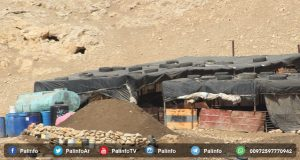 الاحتلال يهدم مسكنًا وبركة زراعية في فروش بيت دجن