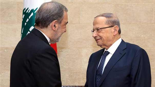 الرئيس عون استقبل ولايتي: لتعزيز العلاقات الثنائية وتطويرها في المجالات كافة