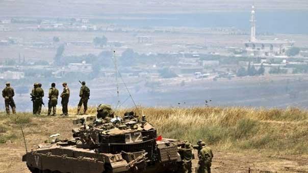 اللجان الشعبية في بلدة حضر تلقي القبض على أحد قادة 'أحرار الشام' المتعاونين مع العدو الاسرائيلي