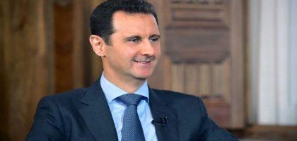 الأسد يفوز في حرب لم تنته بعد..