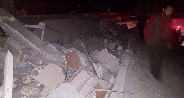 زلزال بقوة 7.3 درجات يهز محافظات ایران والعراق