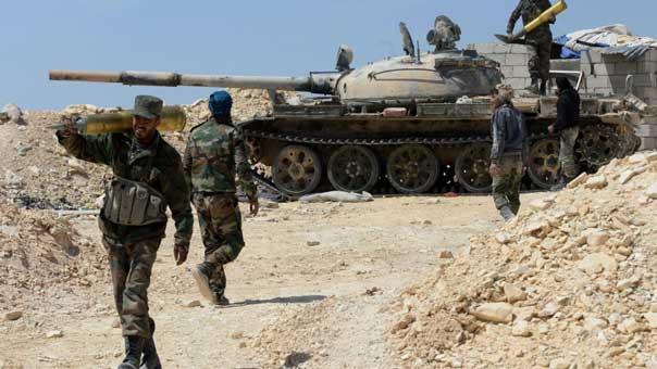 الجيش السوري يحبط هجمات انتحارية على البوكمال ويؤمّن المدينة