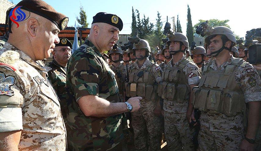 الجيش اللبناني يحذر من المساس بالسلم الأهلي