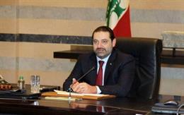 رئيس الحكومة اللبنانية سعد الحريري يعود عن استقالته