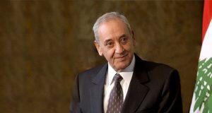 بري: لحل سياسي للأزمة السورية