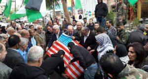 غضب فلسطيني في عين الحلوة من اعتراف ترامب بالقدس عاصمة لـكيان الاحتلال