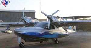 إيران: انضمام طائرات جومائية للقوة البحرية بحرس الثورة