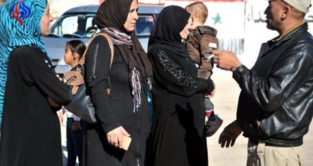 عودة عشرات العائلات لقراهم المحررة من الإرهاب في القلمون الغربي