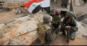 الجيش السوري وحلفاؤه يحكمون سيطرتهم الكاملة على مطار أبو الضهور العسكري