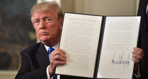 الرئيس الأمريكي دونالد ترامب يعلن رسمياً اعترافه بالقدس عاصمة لإسرائيل