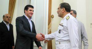 بارزاني يزور إيران الأحد