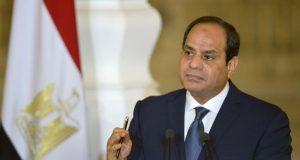 السيسي : لن أسمح للفاسدين بالاقتراب من كرسي الرئاسة