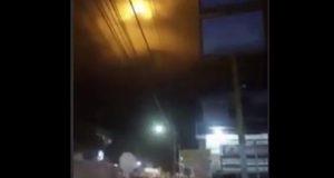 فيديو لجسم مجهول يشعل سماء كولومبيا.. والسلطات في حيرة