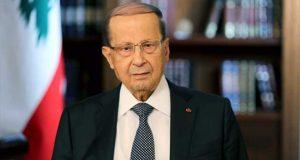 الرئيس عون: لعودة النازحين السورييين إلى الأماكن الآمنة في سوريا