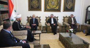 الحسون: سوريا تمكنت من تجاوز الأزمة