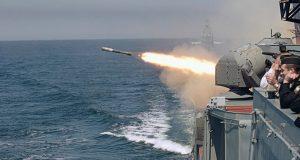 """موسكو: البحرية الروسية بسورية أصابت 1250 هدفاً لـ""""داعش"""""""